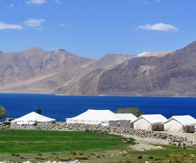 Camp Redstart,Leh